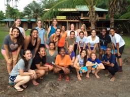CIEE Costa Rica Trip